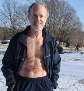 flashing in the snow—2/1/10