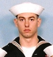Chris Ivey at Navy Boot Camp—2006