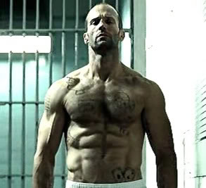 JASON STATHAM WEIGHT