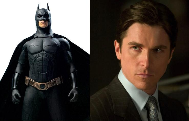 How Christian Bale Gai... Christian Bale Batman