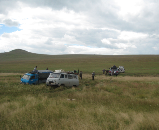 patience is essential in Mongolia