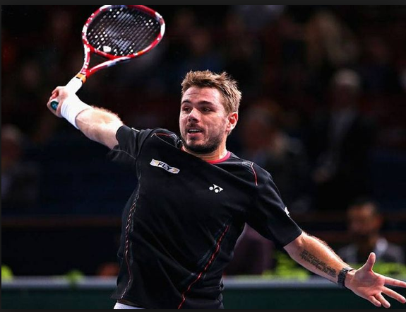 Stan and his backhand