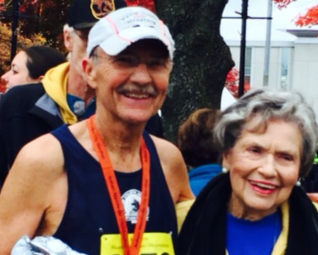 John Maultsby completes his 50th marathon in 50 different states