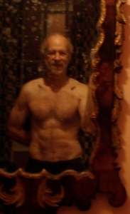 after a personal best of 1400 crunches in three sets—10/14/10