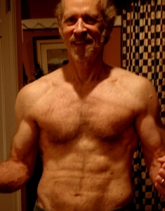after 150 push ups and 61 continuous days of minimal exercise—1/11/12