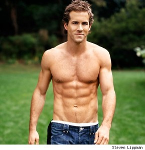 ryan reynolds must work out a lot