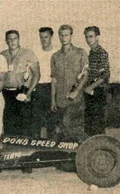 Rudy is second from right—1959