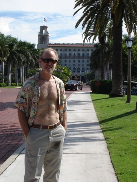 Flashing in Palm Beach—10/25/09
