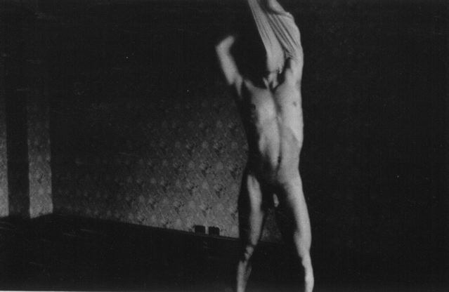 moment of perfection by Duane Michals