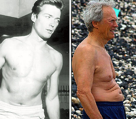 clint eastwood « ira's abs