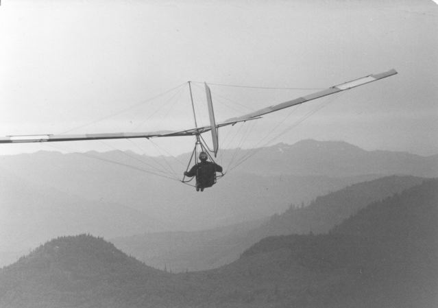 How I Learned To Fly A Hang Glider By Robert Doornick (Part