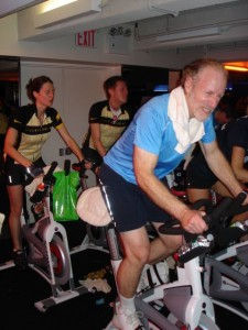 I will soon be cycling again for Evan's survival