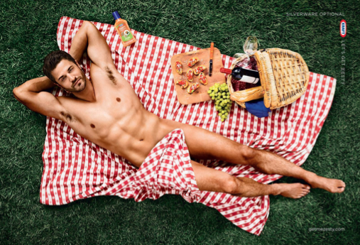abs for salad dressing ad