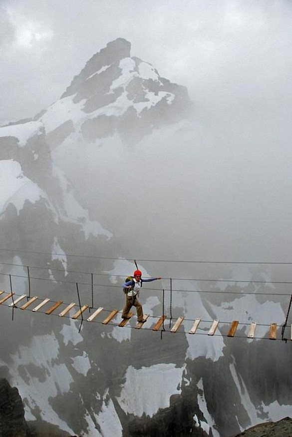 skywalking in Canada